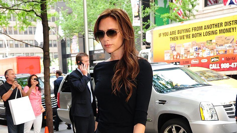 Kopieer de chique look van Victoria Beckham