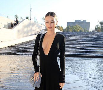 Miranda Kerr, Selena Gomez... Les fashionistas étaient toutes au défilé Louis Vu