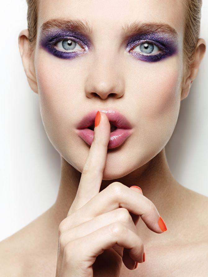 Natalia Vodianova pour Etam Beauté