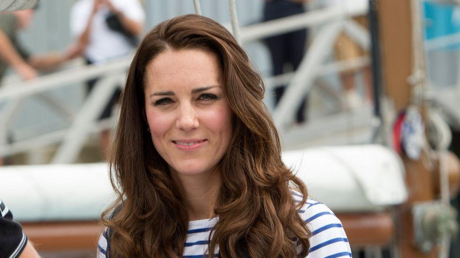 Kate Middleton est au plus mal