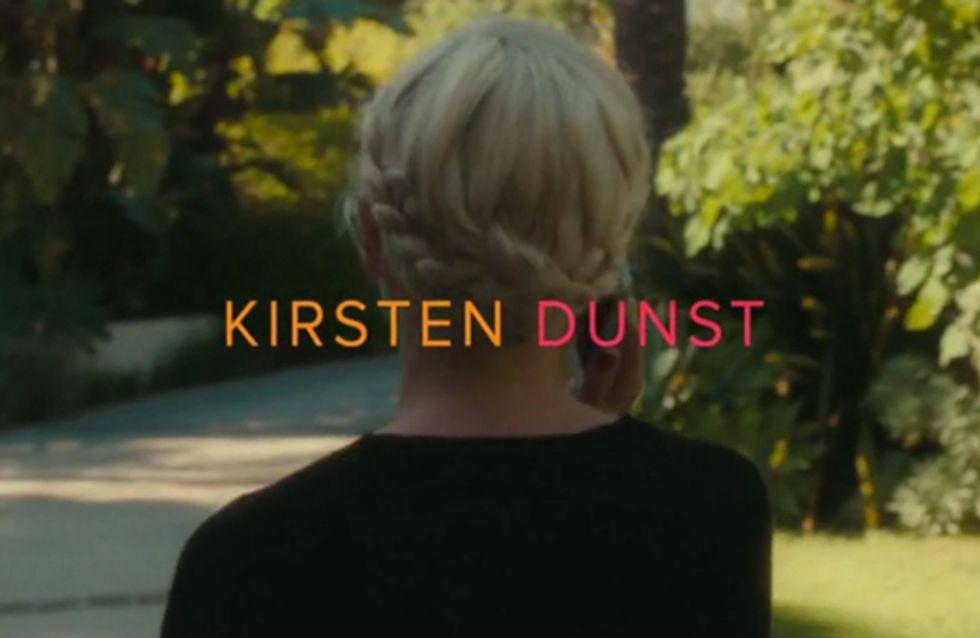 Video/ Kirsten Dunst: il bellissimo cortometraggio che critica la selfie-mania