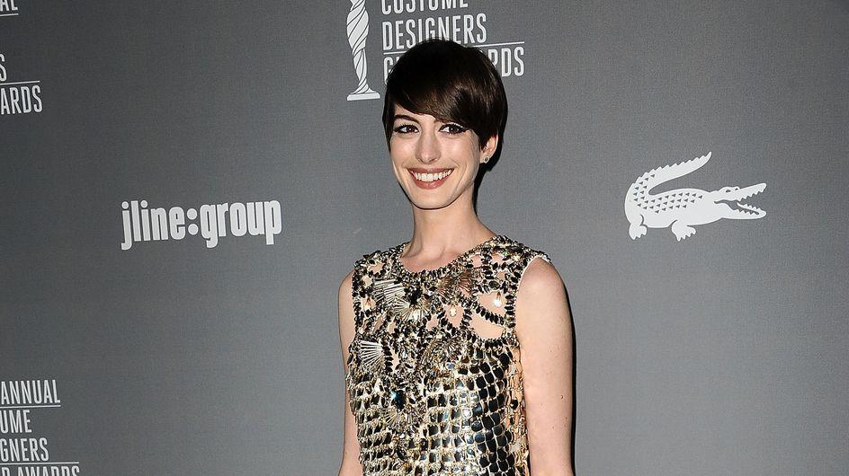 Anne Hathaway : La célébrité lui a pourri la vie