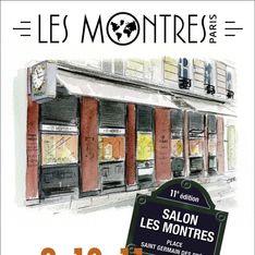 Salon Les Montres, la plus belle actualité horlogère de la saison.