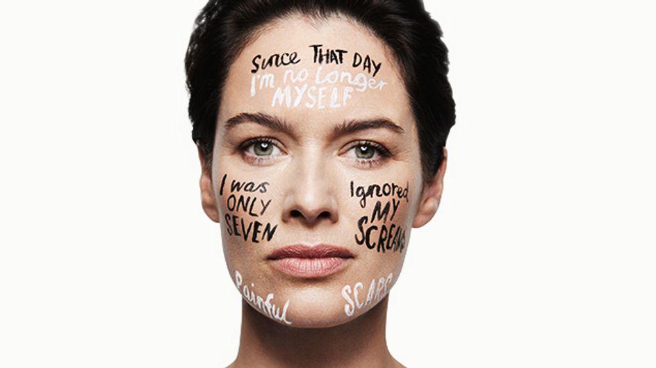 """""""Because I'm a Girl"""", la campagne qui réunit stars et anonymes contre les violences faites aux filles (Photos)"""