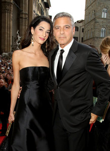 George Clooney et Amal Alamuddin