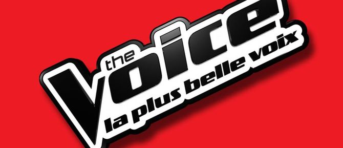 Le logo de The Voice