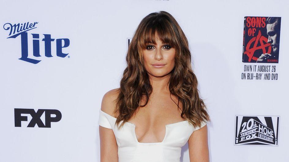 Lea Michele s'engage dans la lutte contre le cancer du sein (Vidéo)