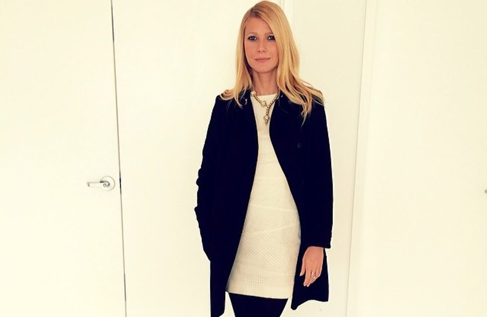 Gwyneth Paltrow : Les culottes de la discorde (Photos)
