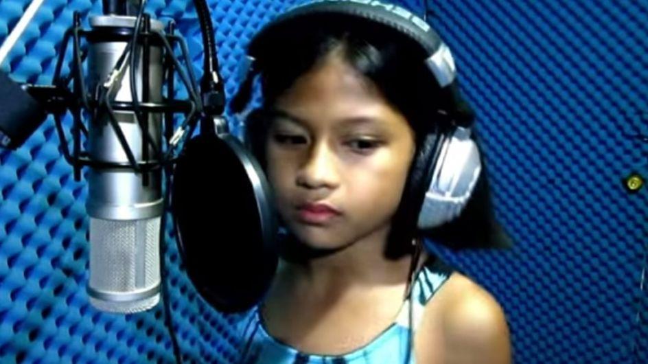 Ha conquistado a todos con su voz y ¡solo tiene 10 años!