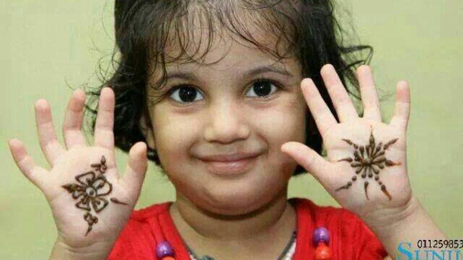 Une fillette indienne portée disparue retrouvée grâce aux réseaux sociaux