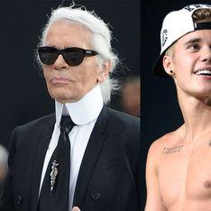 Karl Lagerfeld prépare-t-il une collection avec Justin Bieber ?