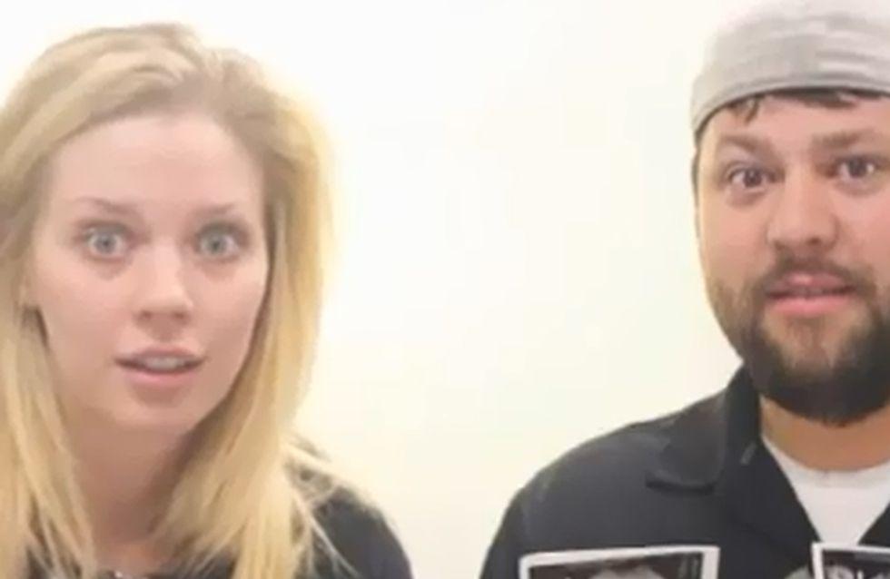 Dieses Paar versucht 8 Jahre lang, ein Baby zu bekommen. Und dann passiert DAS!