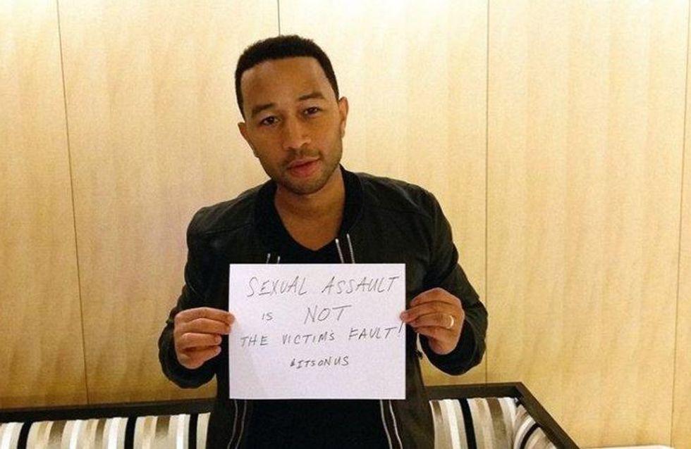 Les hommes se mobilisent contre les violences sexuelles grâce au hashtag #ItsOnUs