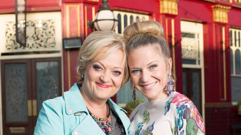 Eastenders 14/10 – The Carters worry about Nancy