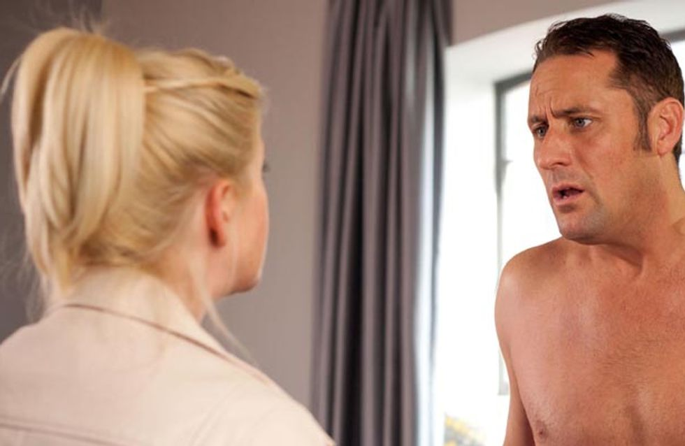 Hollyoaks 17/10 – Dodger is disgusted with himself