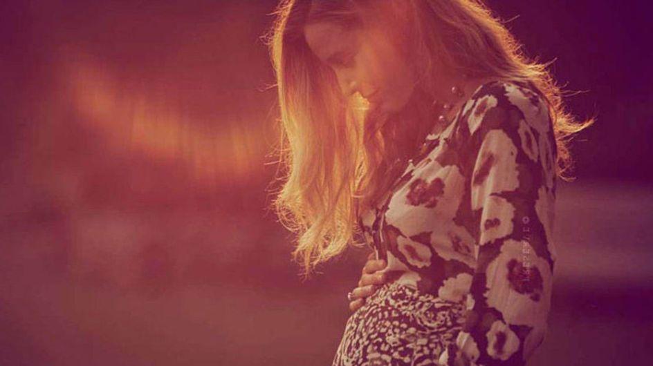 Blake Lively presume de embarazo con un idílico baby shower