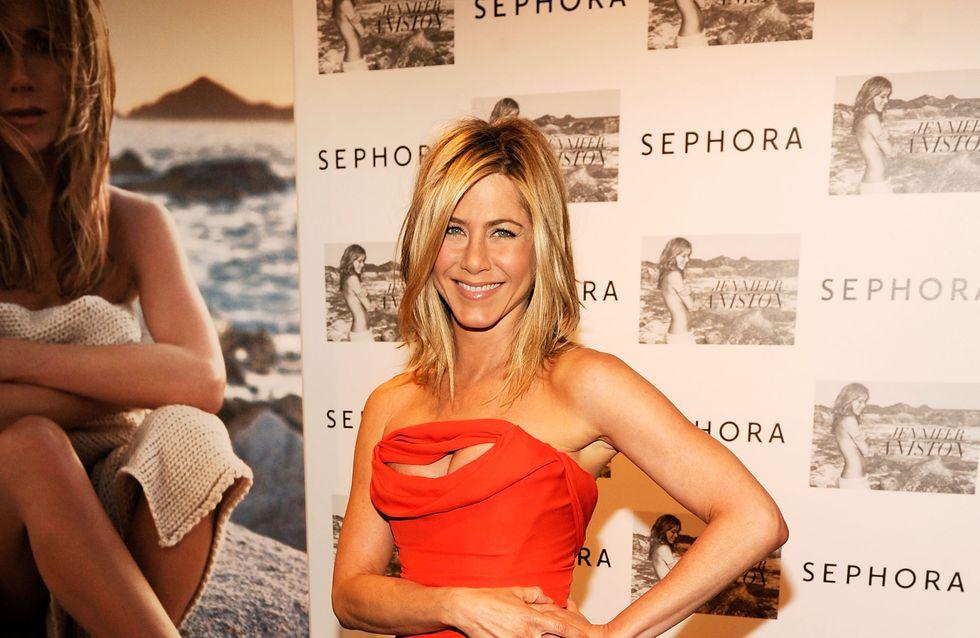 Jennifer Aniston va bientôt pouponner