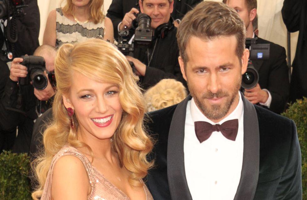 Blake Lively e Ryan Reynolds saranno presto genitori. La coppia aspetta il suo primo figlio!