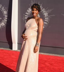 Les magnifiques photos de Kelly Rowland nue et enceinte
