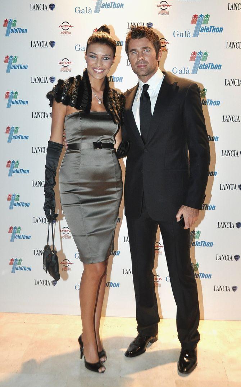 Cristina Chiabotto e Fabio Fulco