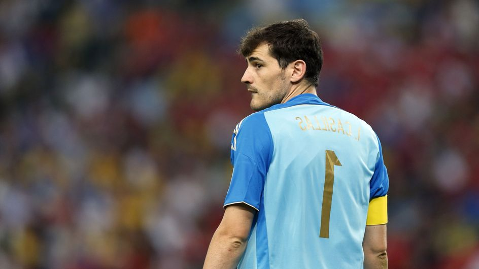 Iker Casillas defiende a Sara Carbonero en una entrevista con Iñaki Gabilondo