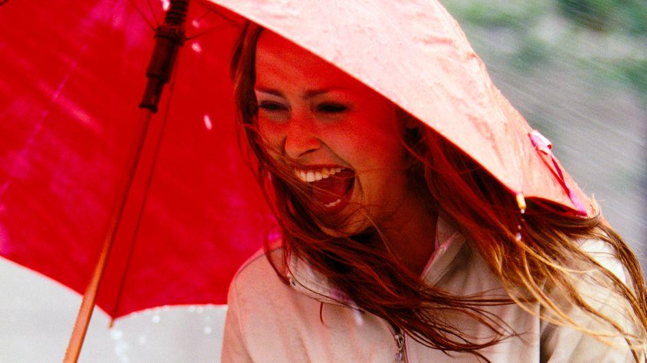 Cabelo em dia de chuva: como lidar?
