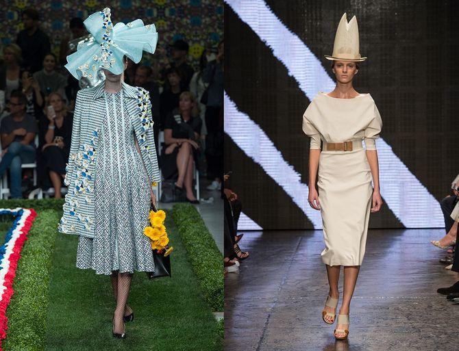 Le chapeau format extra-large
