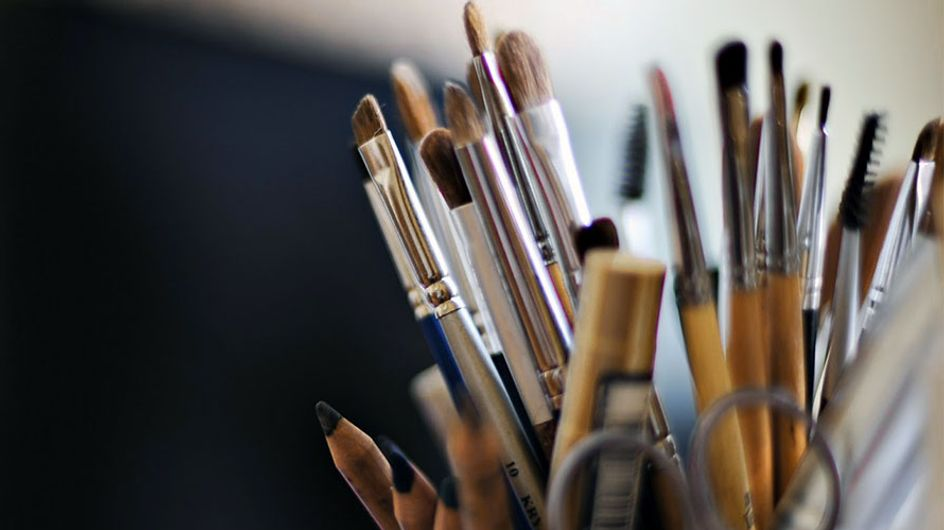 Choosing and Using Different The Right Make-up Brushes