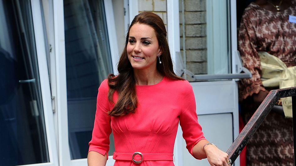 L'agenda de Kate Middleton est modifié tous les jours
