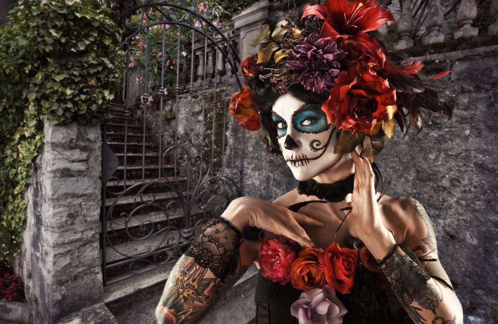 Maquillaje de Halloween: los productos que necesitas para una noche de miedo