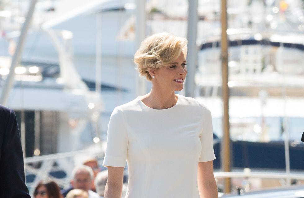 Charlène de Monaco confirme être enceinte de jumeaux