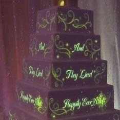 La tarta de boda más espectacular del mundo