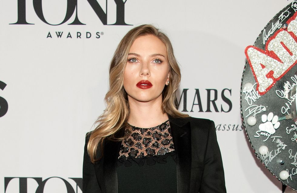 Scarlett Johansson obtient son premier rôle dans une série