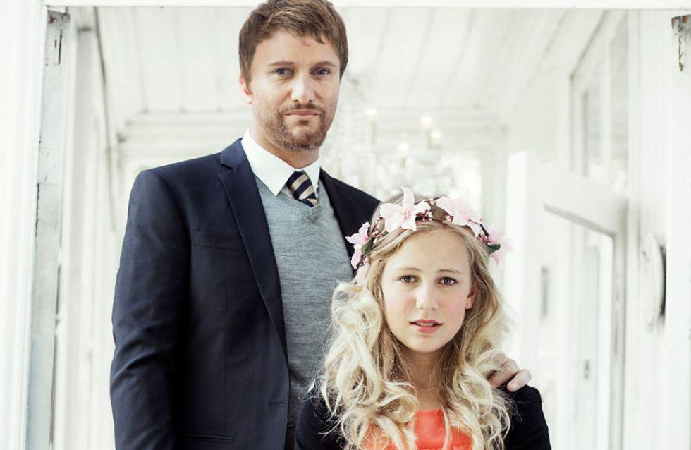 En Norvège, le mariage arrangé d'une fillette de 12 ans fait scandale (Photos)