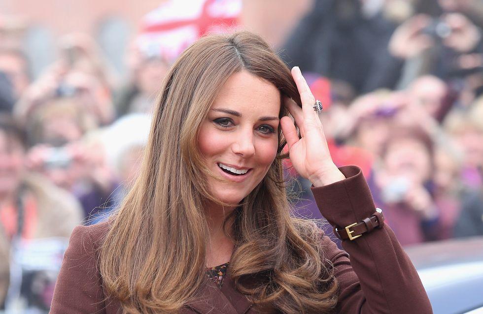 Kate Middleton se planque chez papa-maman