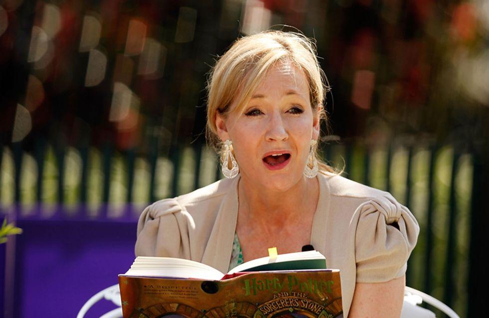 Why JK Rowling's Twitter Is Every Harry Potter Fan's Dream Come True