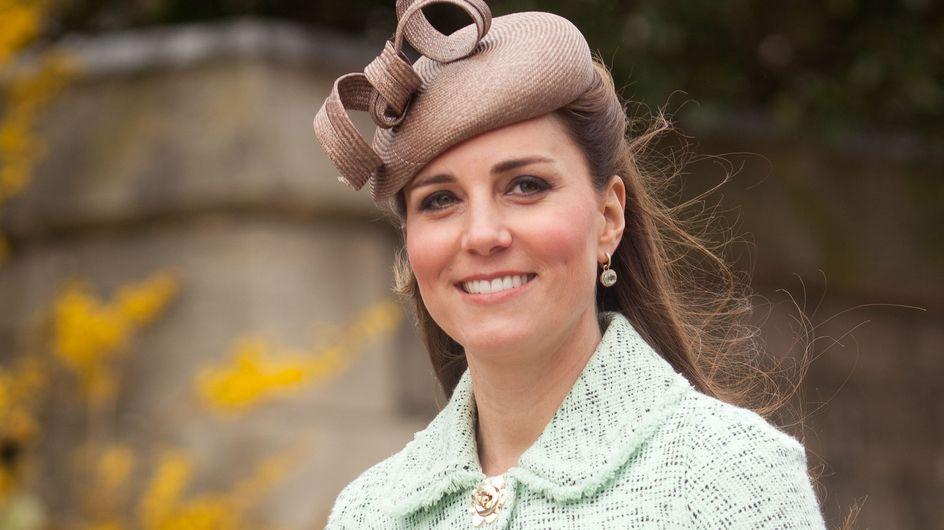 La grossesse de Kate Middleton, bientôt à la télé ?