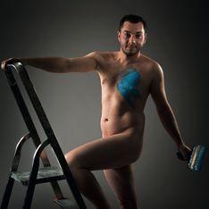 Le calendrier sexy des artisans français est-il aussi convaincant que celui des rugbymen ?