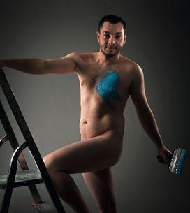 Le calendrier sexy des artisans français est-il aussi convaincant que celui des