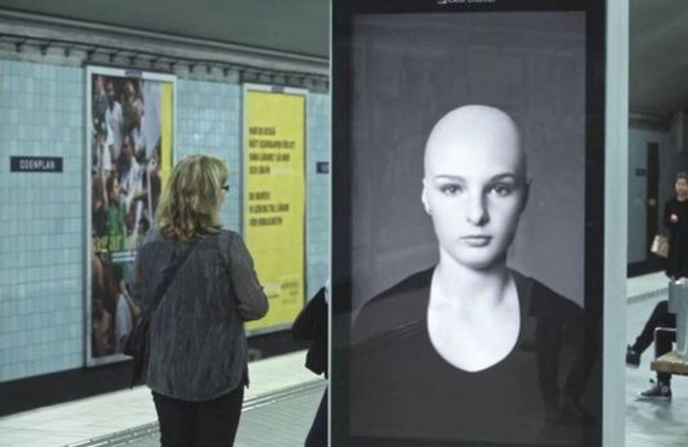 Une campagne poignante contre le cancer chez les enfants