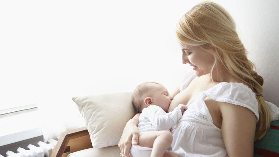 España celebra la Semana de la Lactancia Materna
