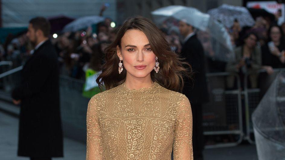 Keira Knightley trompe Chanel avec Valentino