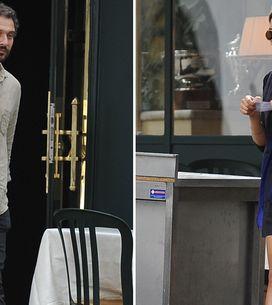 Claudio Santamaria ha una nuova fidanzata. Ecco le immagini della donna che gli