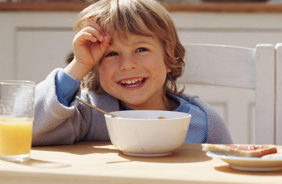 Een goed ontbijt beschermt kinderen tegen diabetes