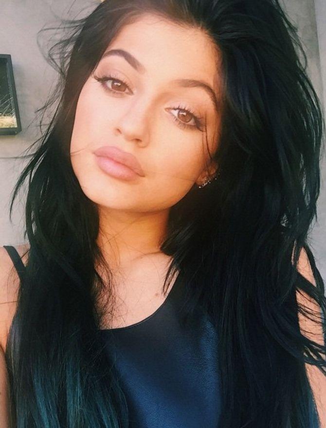 Kylie Jenner sur Instagram