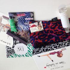On craque pour My Little Box by Diane Von Furstenberg