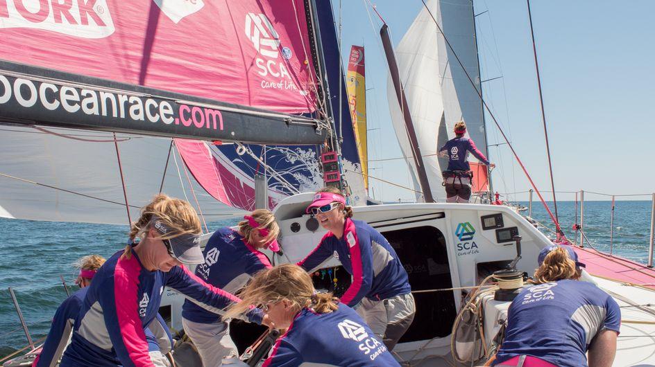 Un équipage 100% féminin pour un tour du monde à la voile