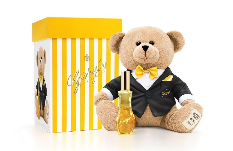 Le teddy bear Giorgio Beverly Hills® fête ses 20 ans