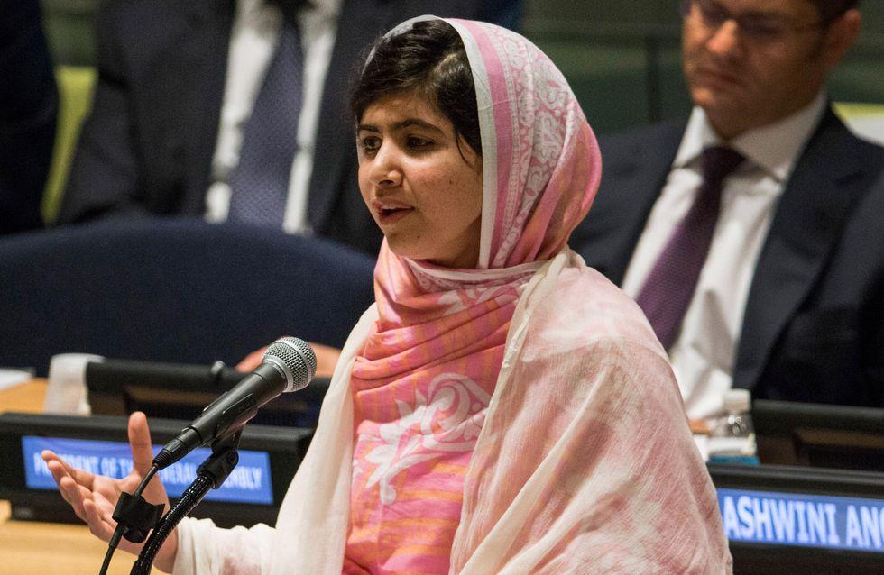 Malala Yousafzai, 17 ans et déjà prix Nobel de la Paix