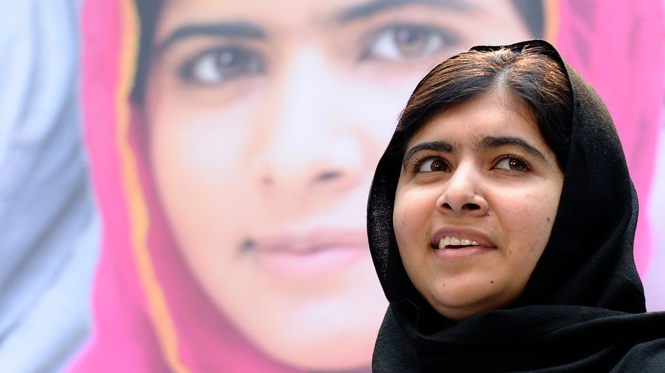 Malala Yousafzai, Premio Nobel de la Paz